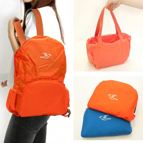 折疊式防水旅行背包  Lightweight Foldable Travel Backpack